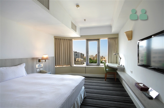 Double Room【ダブルルーム】--Foreign passengers are entitled to the Discounted Prices【外国人ゲスト向けの割引プラン】