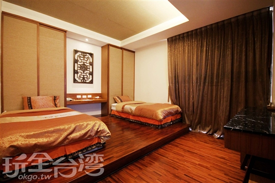 精緻雙人房 Lake View Two Double Room