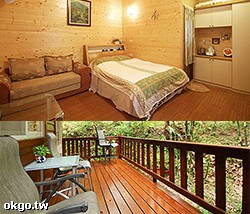 <font color=ffffff>2</font>翠林居 Forest Double Room