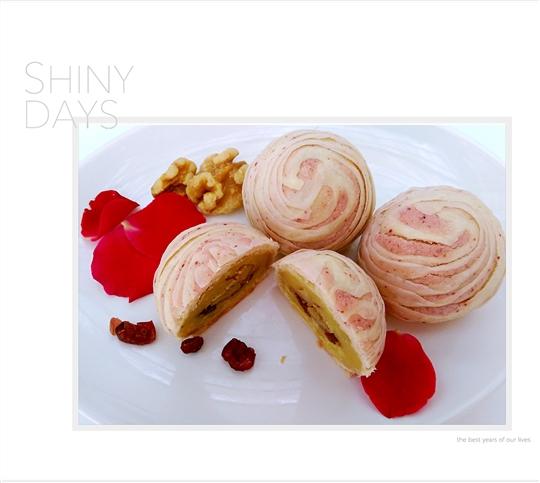 21.玫瑰核桃莓果酥禮盒