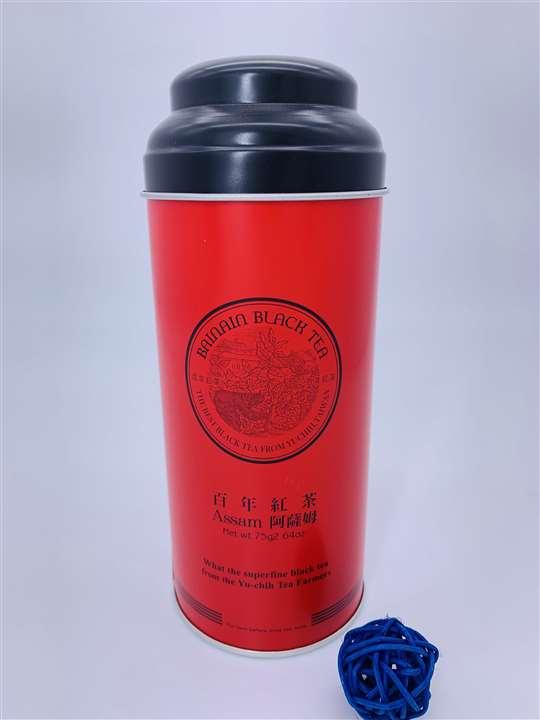 阿薩姆罐裝-100%在地茶葉