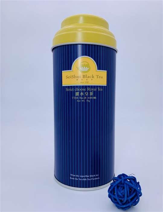 紅玉紅茶罐裝(台茶18號)-100%在地茶葉