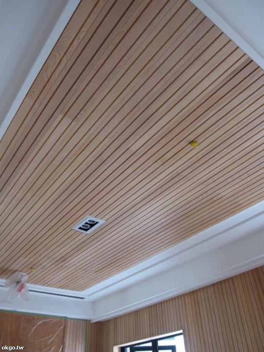 台灣檜木-室內板材