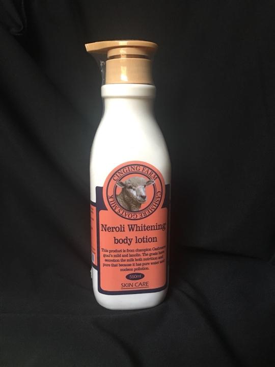 0142清境橙花美白潤膚乳液550ML(買1送1)