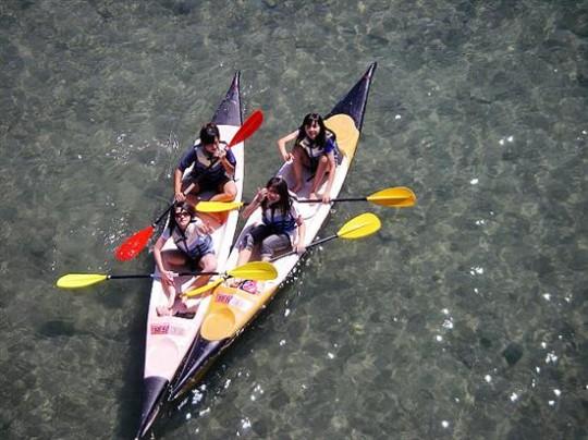 本島獨木舟