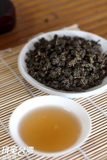 E01.凍頂蟲涎蜜香茶(150g2入)友善農法