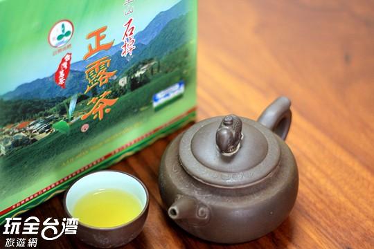 阿里山石棹正露茶