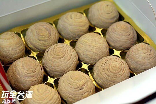 芋頭酥(一盒)