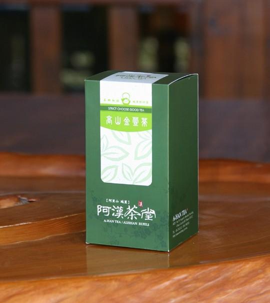 高山金萱茶
