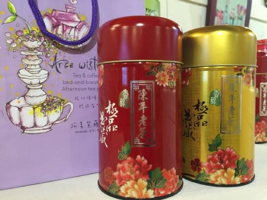 陳年老茶-金萱(150g)