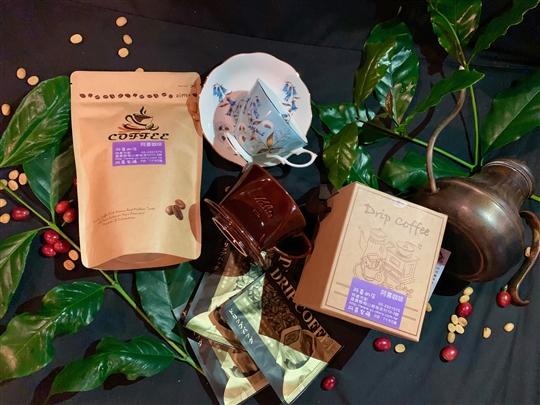 阿喜咖啡豆(1包半磅)