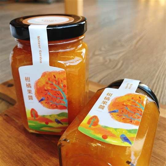 柑橘果醬130g(中)
