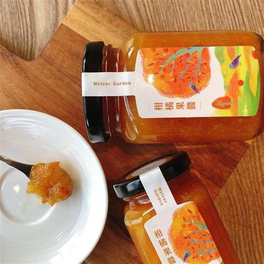 柑橘果醬230g(大)