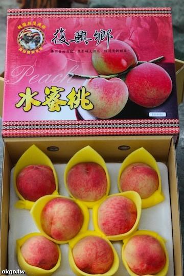 拉拉山 水蜜桃露﹣八顆