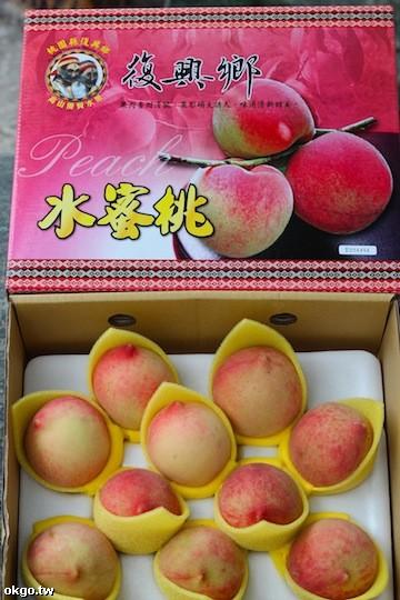 拉拉山 水蜜桃露﹣十顆