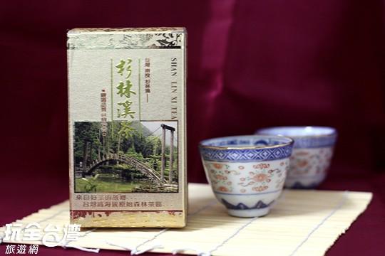杉林溪茶-1