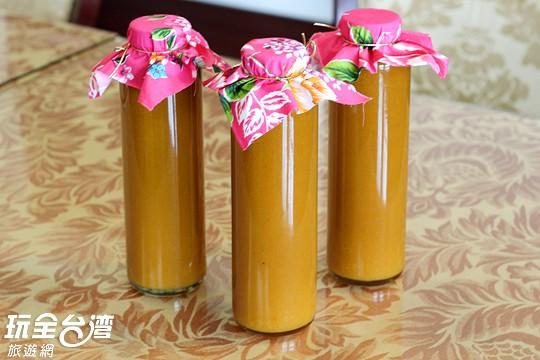 金桔茶-濃縮汁