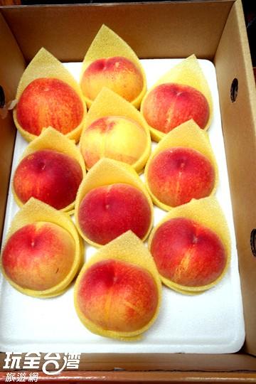 拉拉山-水蜜桃