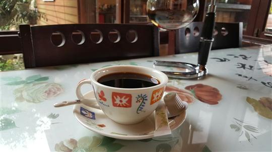 橄欖樹特調咖啡