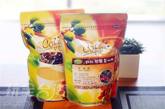 蜜處理─咖啡豆
