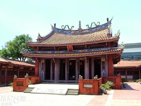 「台南孔廟」的圖片搜尋結果