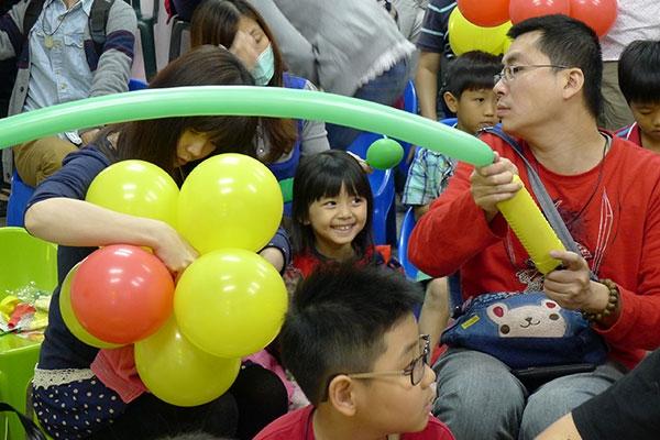 照片來源:台灣氣球博物館 10/10