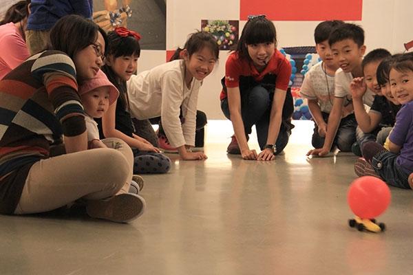 照片來源:台灣氣球博物館 5/10