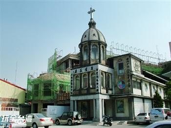 聖玫瑰天主堂