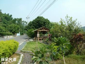 湖本生態村