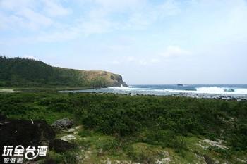 綠島孔子岩