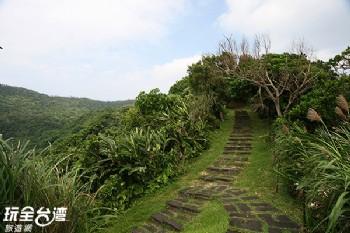 綠島過山古道 / 過山步道