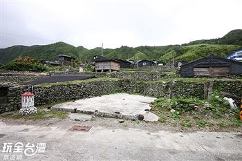 蘭嶼地下屋