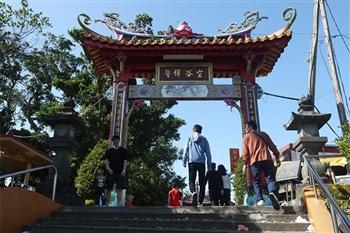 蓮座山觀音寺
