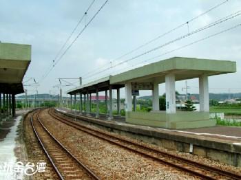 豐富火車站