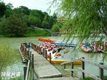 尖山埤水庫(江南渡假村)