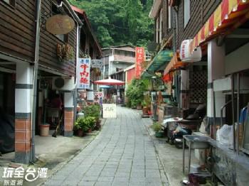 清安豆腐街(清水老街)