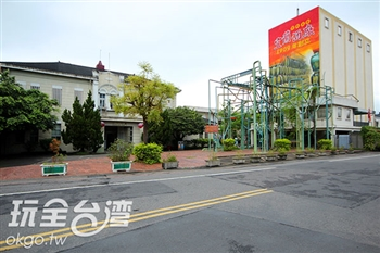 甲子蘭酒文物館(宜蘭酒廠)