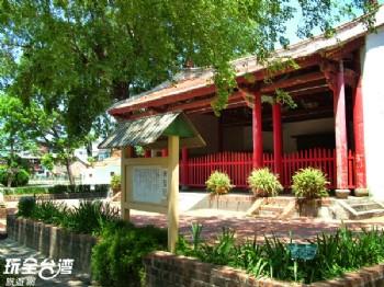 舊城孔子廟崇聖祠