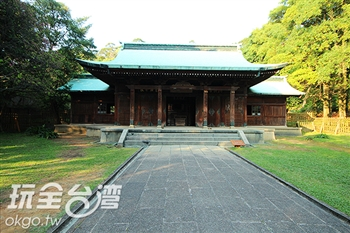 虎頭山神社(忠烈祠)