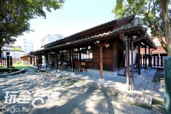 舊鐵道文化商圈