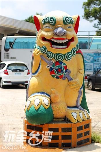 金城鎮風獅爺