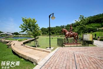 兩蔣雕塑公園