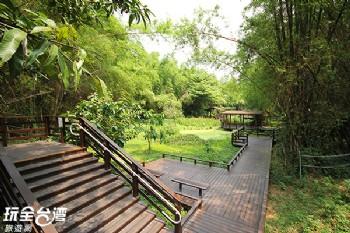 碧雲寺竹林步道(生態公園)