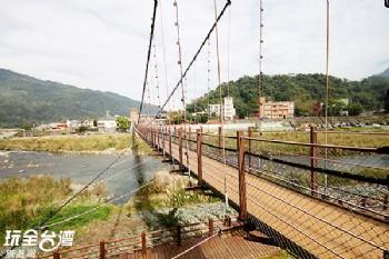 南庄老街-康濟吊橋(南庄吊橋)