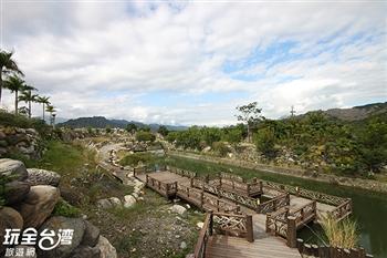 卑南大圳水利公園