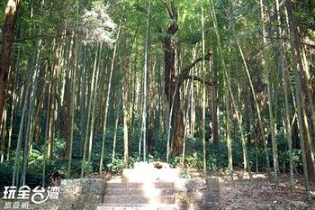 奮起湖日本神社遺址