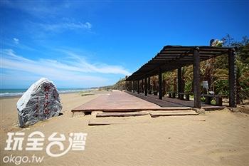 新月沙灣(坎頂與坎仔腳)