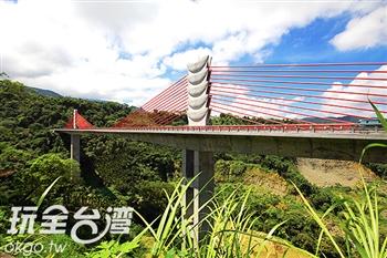 小半天高架脊背橋