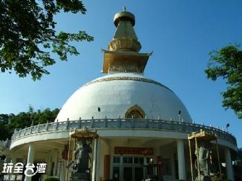 鎮國寺(世界和平塔)
