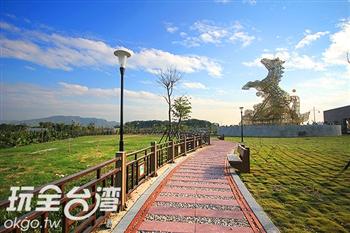 921地震紀念公園及南投縣農工商會展中心